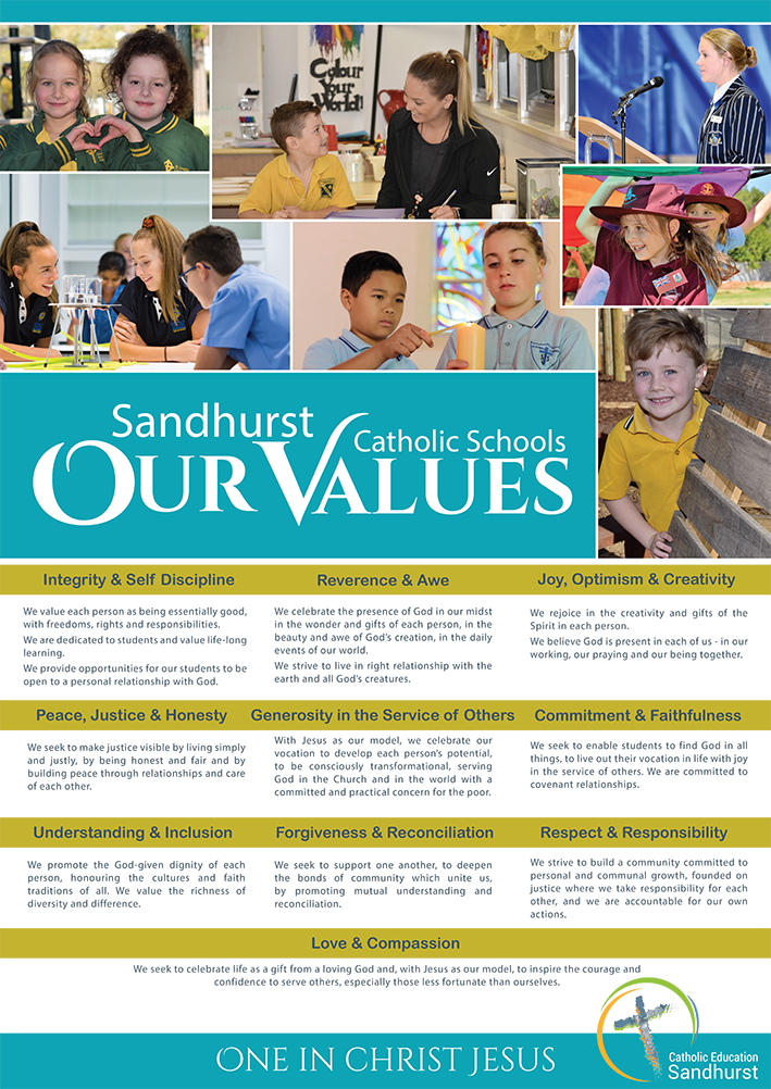 CES Values POSTER APRIL 2020