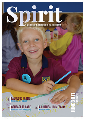COVER Spirit Issue 15